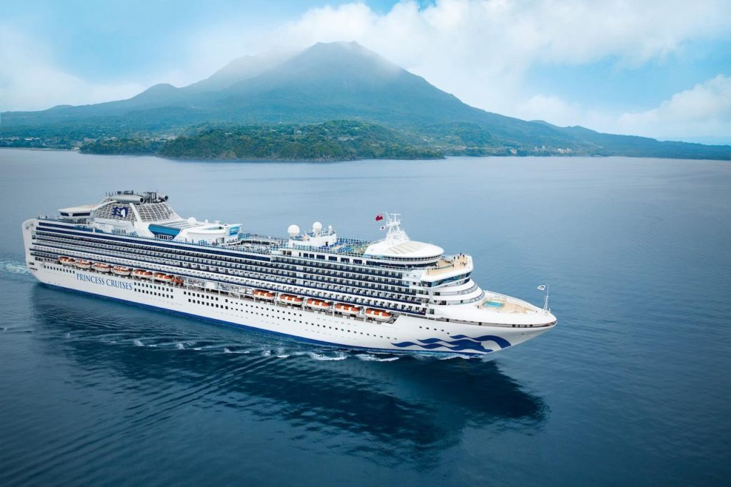 Jelajahi Pesona Jepang bersama Princess Cruises