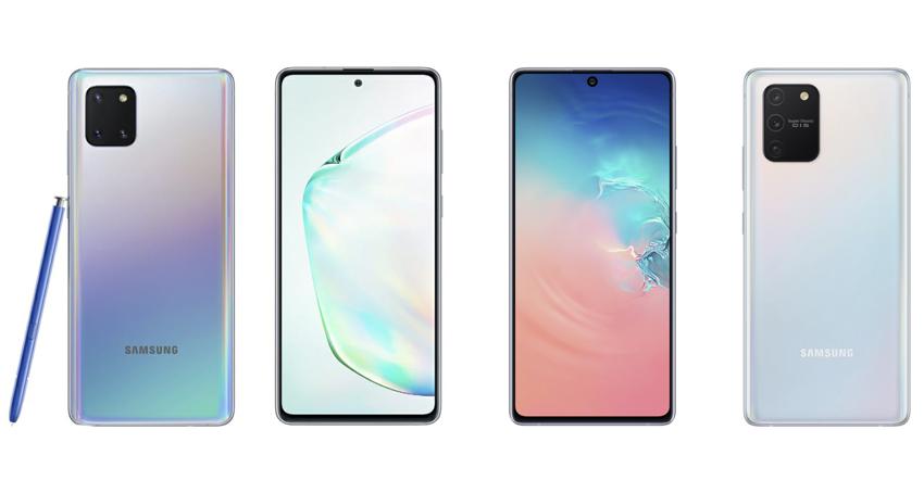 Samsung Perkenalkan Galaxy S10 Lite dan Note10 Lite