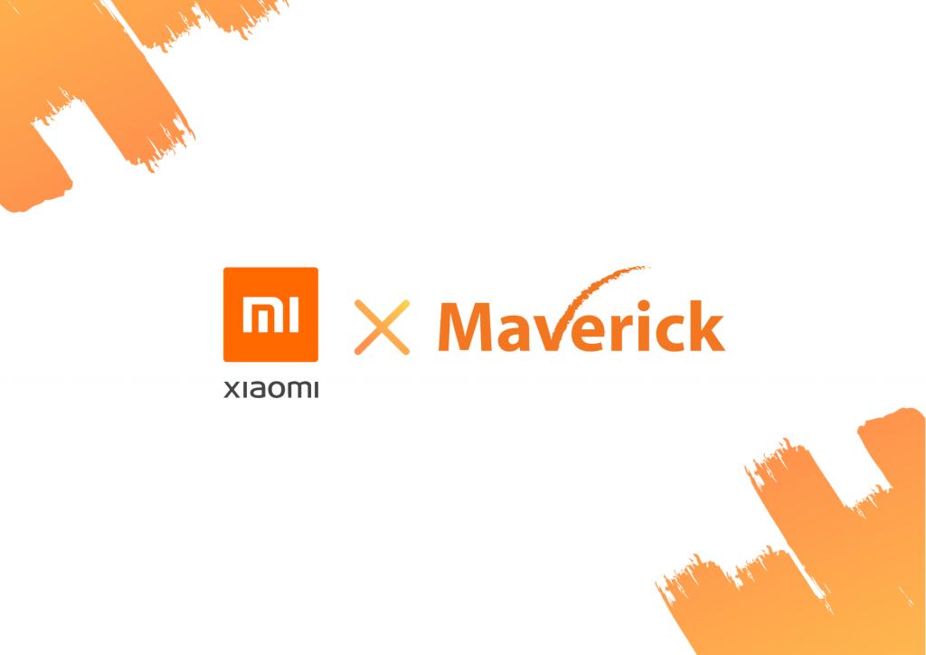 Xiaomi Gandeng Maverick Sebagai Mitra Komunikasi di Indonesia