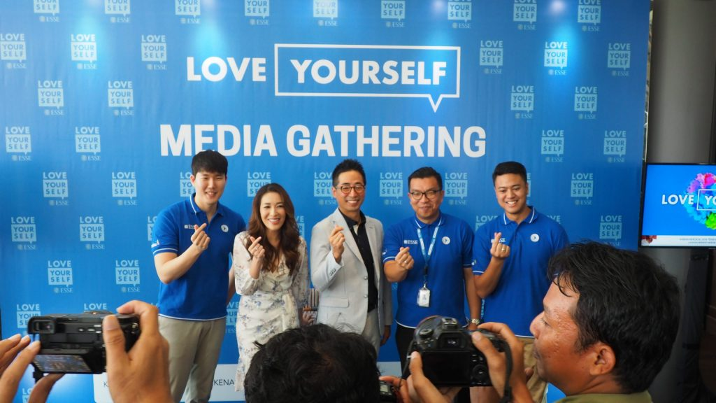KT&G Indonesia Kampanyekan 'Love Yourself 2020'