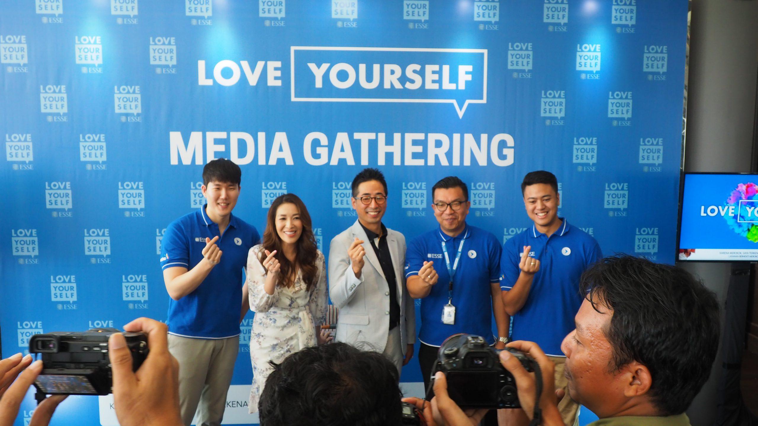 KT&G Indonesia Kampanyekan 'Love Yourself 2020'