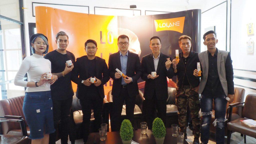 Lolane Indonesia Luncurkan Produk Perbaikan Rambut