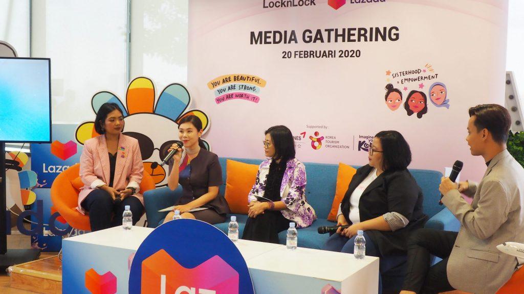 LOCK&LOCK Kampanyekan Sisterhood Empowerment
