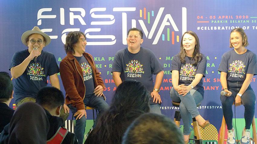 First Festival 2020 Suguhkan Rangkaian Kegiatan Menarik Untuk Keluarga dan Milenial