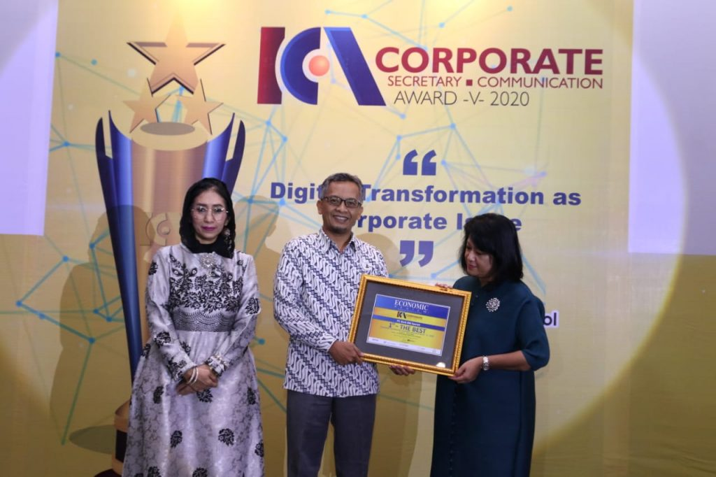 Indonesia Corsec & Corp.Comm Award Kembali Digelar
