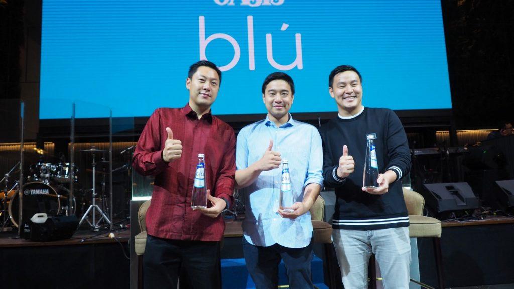 Sasar Market Premium, Oasis Hadirkan Blu