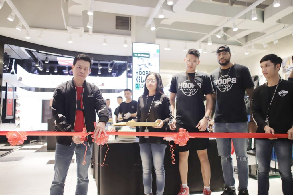 HOOPS Indonesia Buka Store Ke-11 di Mall Kelapa Gading