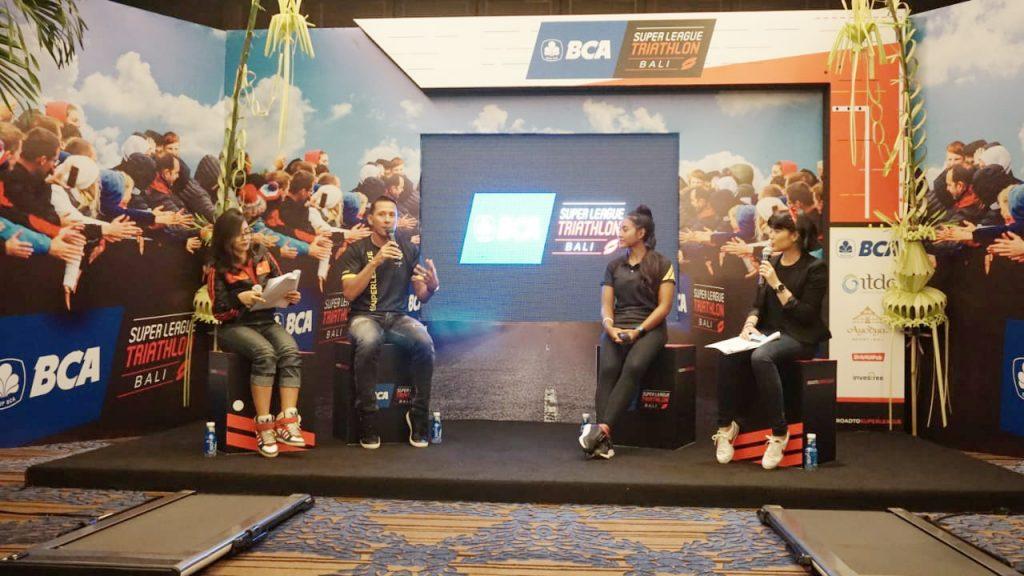 Asihta Siap Harumkan Nama Indonesia di BCA Super League Triathlon Bali