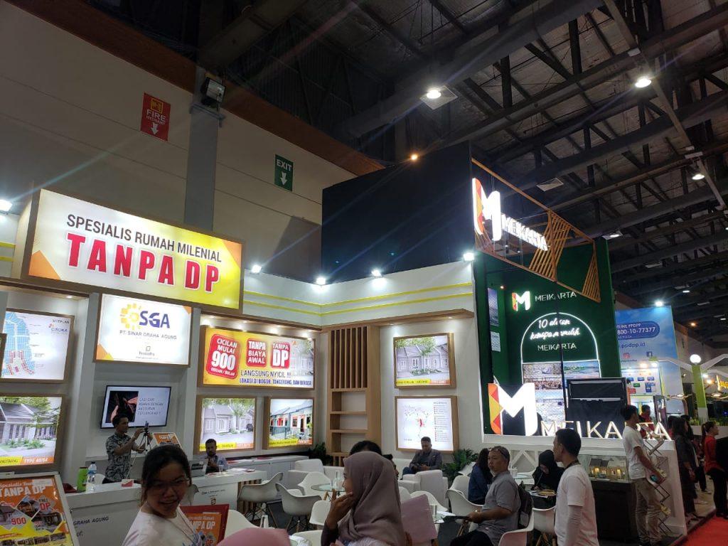 Indonesia Properti Expo ke 38 Sasar Millennials