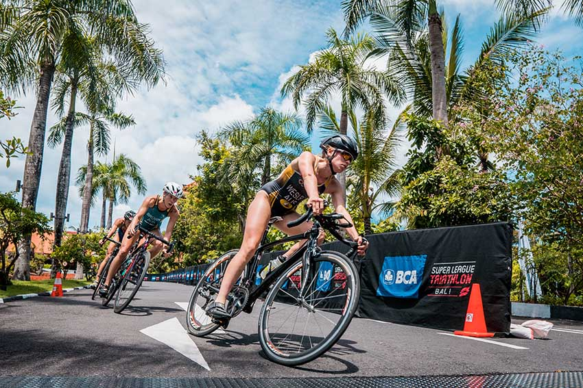 Super League Triathlon Umumkan Penundaan