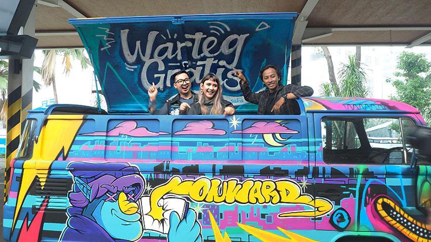 Disney Indonesia Berkolaborasi dengan Seniman Lokal