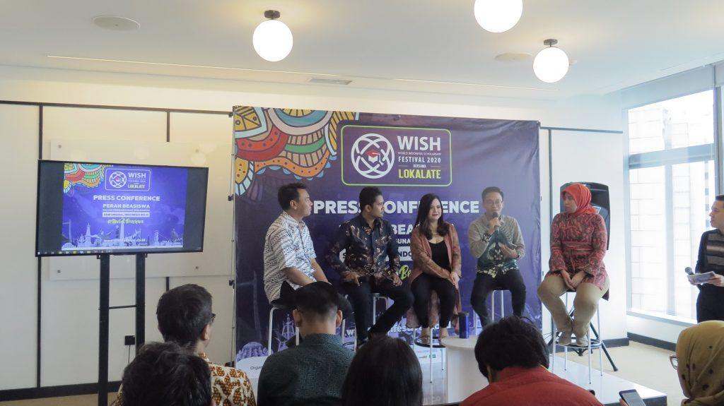 WISH Festival 2020  Hadir di 15 Kota