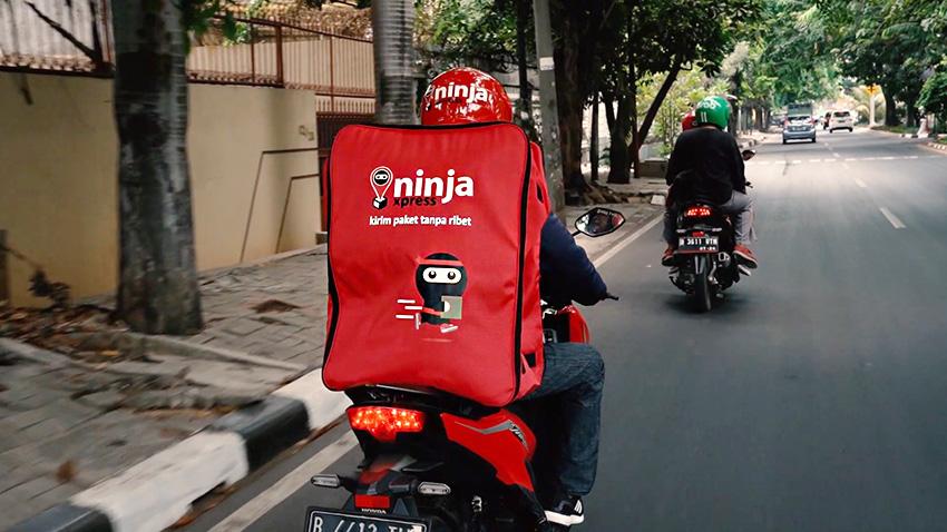 Ninja Xpress & GrabExpress Perluas Jangkauan