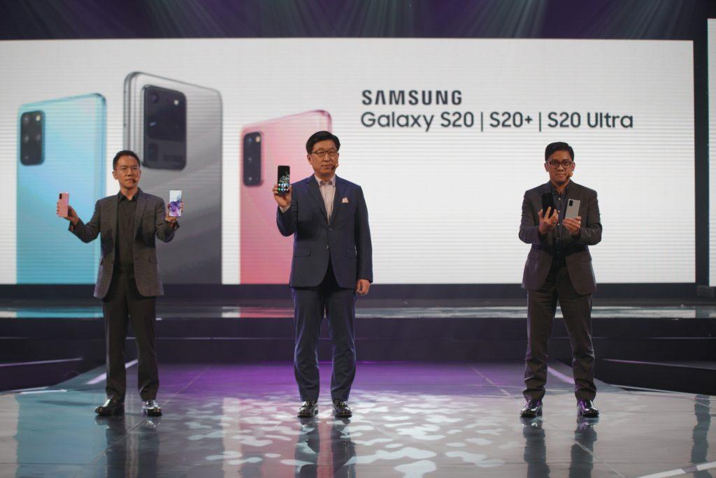Samsung Galaxy S20 Series dan Z Flip Resmi Meluncur di Indonesia