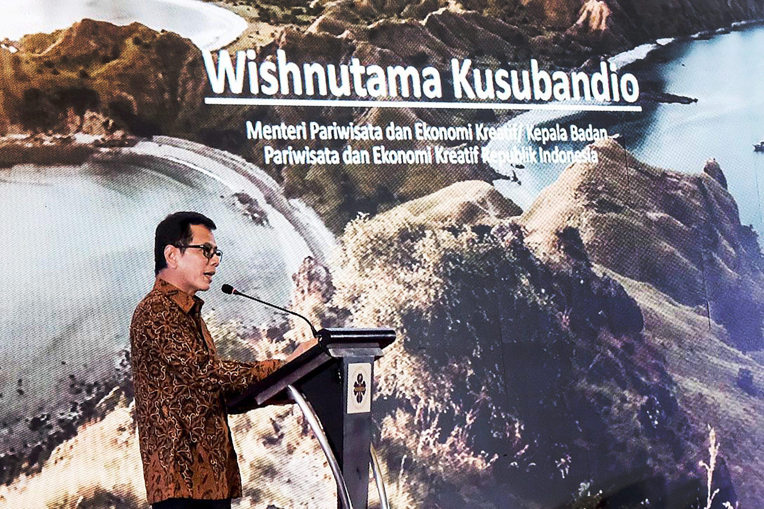 Kemenparekraf Gencarkan Kampanye #BersamaJagaIndonesia