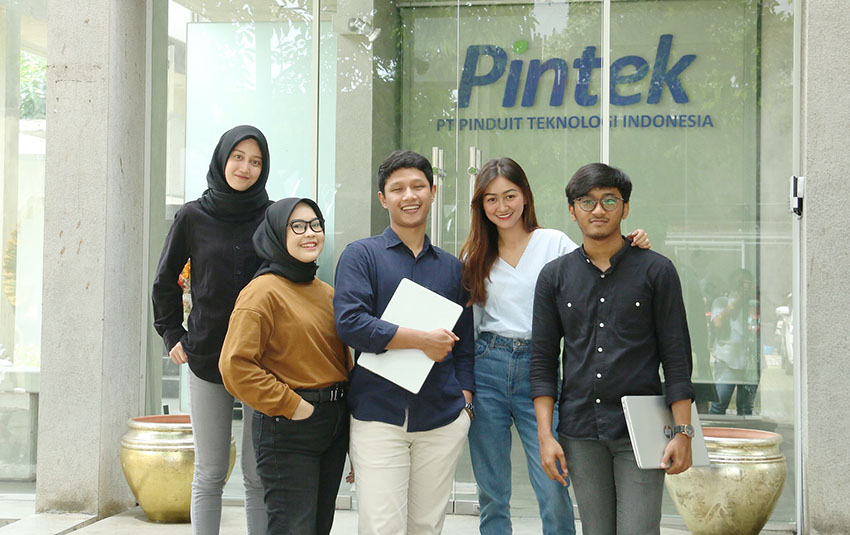 Kolaborasi Pintek dan NUADU Implementasikan Digital Learning