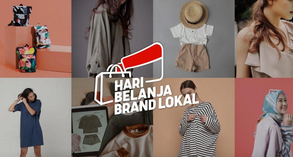 Hari Belanja Brand Lokal Digelar April Ini Secara Online