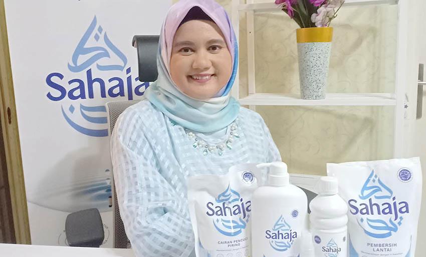Sahaja Berikan Perlindungan Higienis bagi Keluarga
