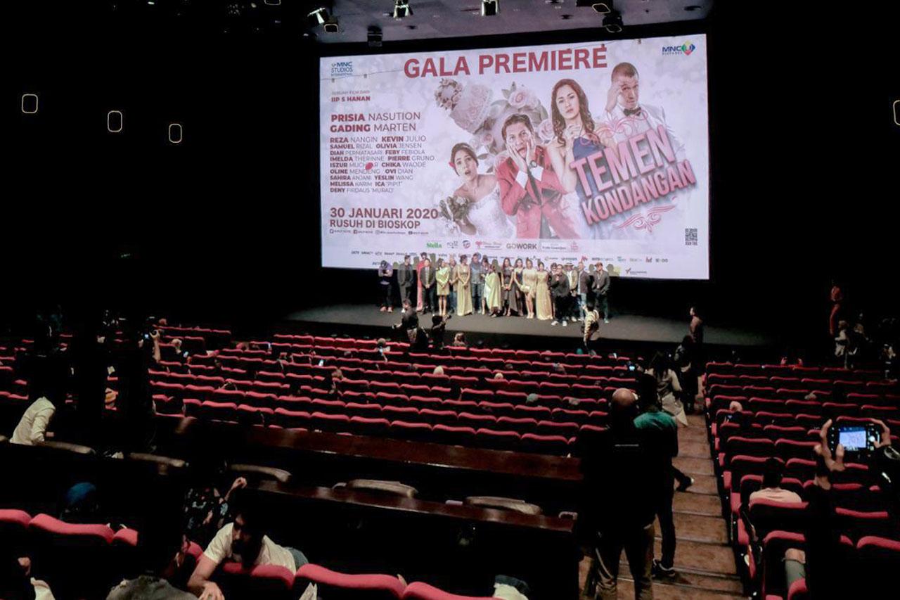 Kemenparekraf Dorong Pekerja Film Tingkatkan Kapasitas