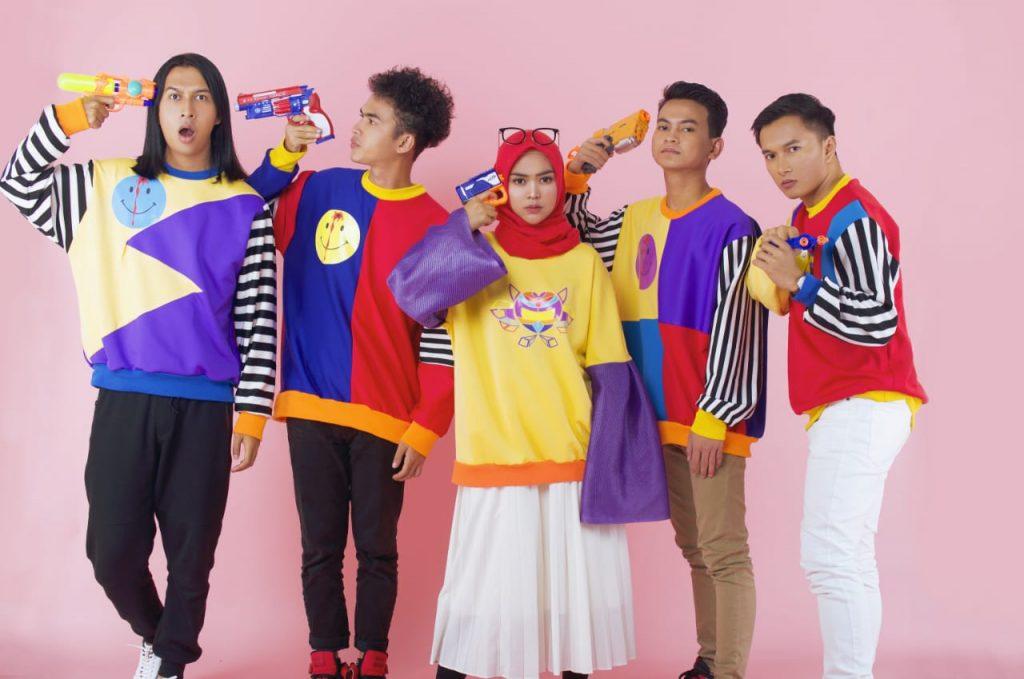 Rilis Album Perdana, TIM RICIS Ramaikan Industri Musik Tanah Air