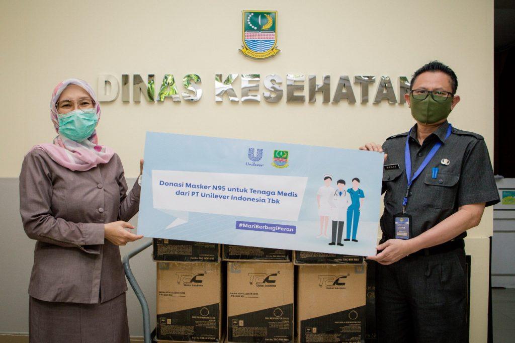 Unilever Indonesia Distribusikan 60,000 Masker N95 Melalui PERSI dan Dinas Kesehatan Kotak Masuk x