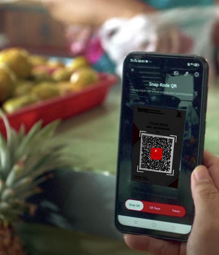 LinkAja Bersama Kemkominfo Hadirkan Solusi Kemudahan Belanja Online di 18 Pasar Tradisional