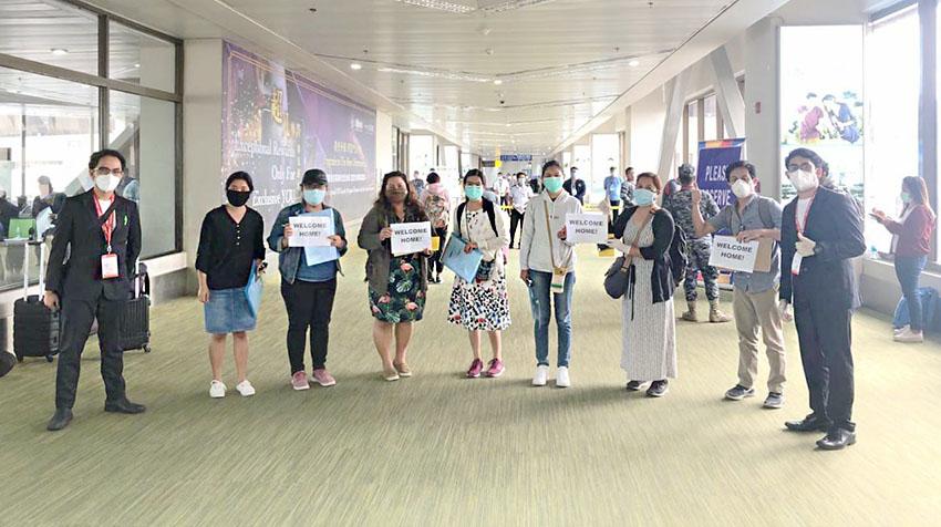 AirAsia Layani Tiga Penerbangan Repatriasi Sekaligus untuk Indonesia dan Filipina