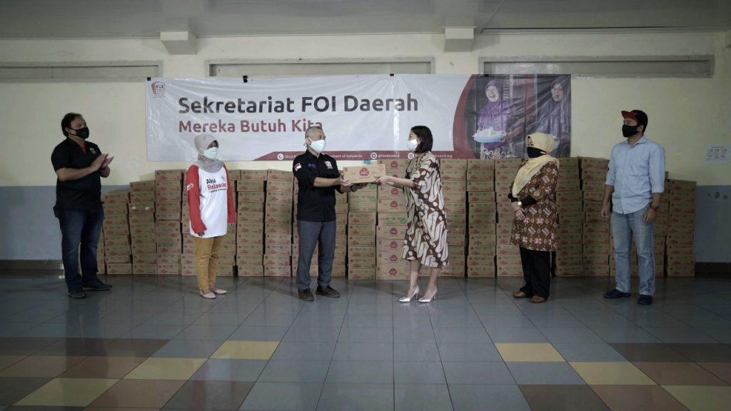 Heinz ABC Dukung Luncurkan Gerakan Untuk Lansia di Bulan Ramadhan