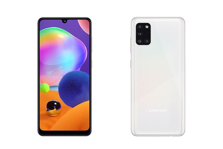 Samsung Hadirkan Galaxy A31