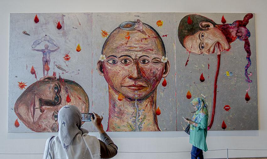 Dukung Museum MACAN Inisiasi 'Arisan Karya', FibreFirst Peduli Komunitas Seni