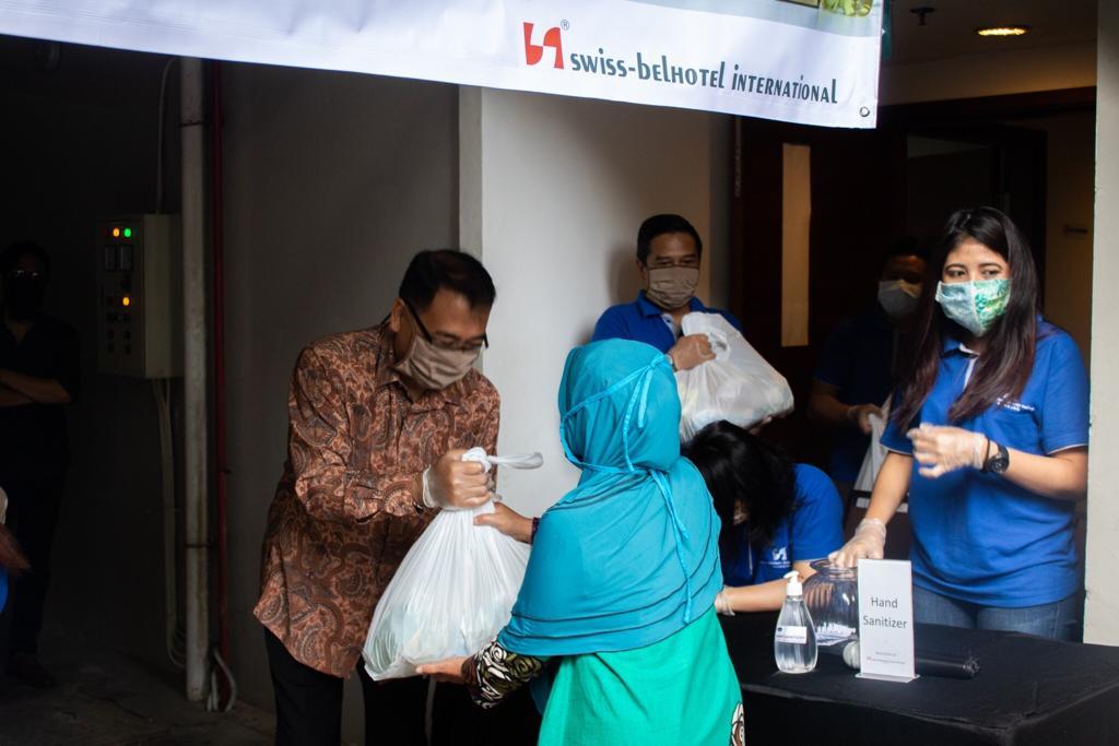 Swiss-Belresort Dago Heritage Bandung Peduli Sesama
