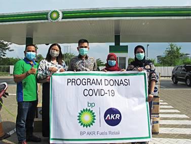 BP-AKR Dukung Tenaga Medis di Tengah Pandemi