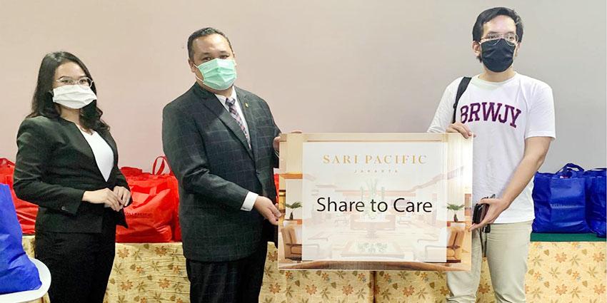 Sari Pacific Jakarta Bagikan Harapan Positif