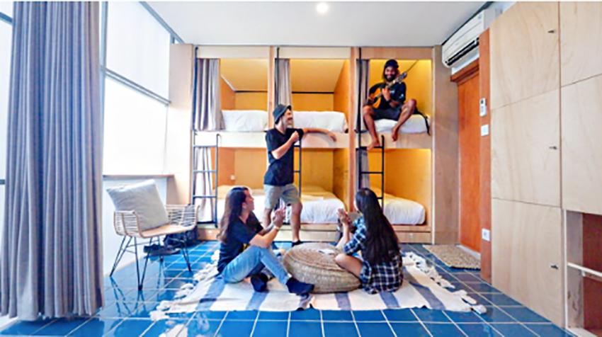 Inilah Online Travel Agent Khusus Hostel Pertama di Tanah Air