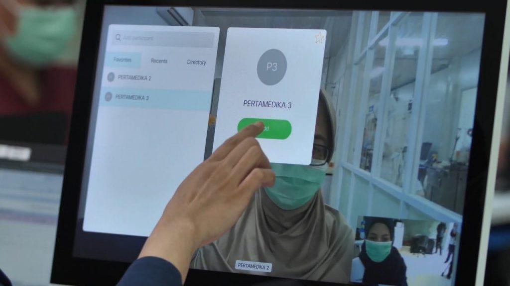 PERTAMEDIKA IHC Hadirkan Solusi Digital Layanan Kesehatan RS Khusus COVID-19