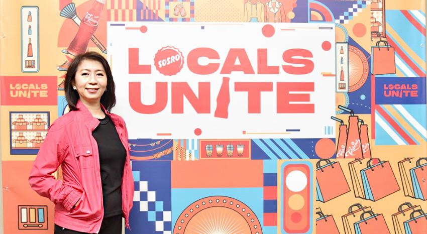 Jelang Dirgahayu RI, Tehbotol Sosro Kampanyekan '#Localsunite'