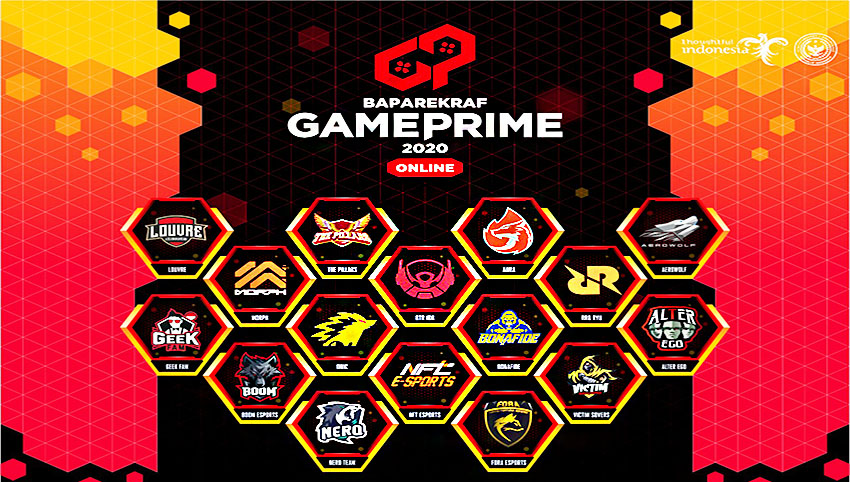 Dukung 30 Karya Developer Lokal, Ini yang Menarik di Baparekraf Game Prime 2020