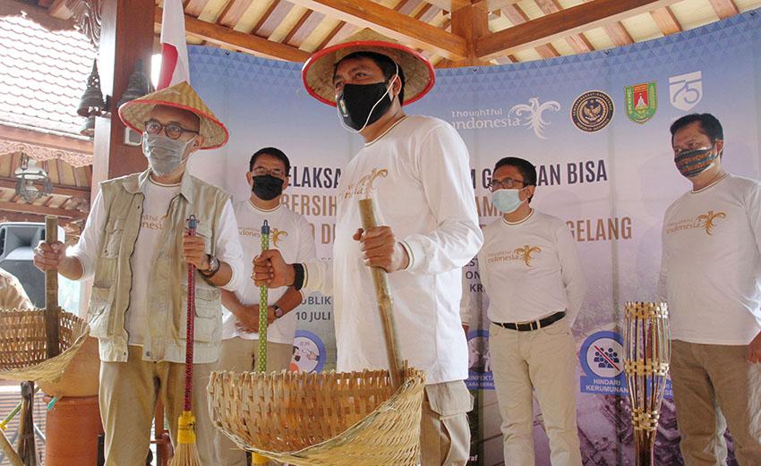 Berdayakan Desa Wisata Bangkit dari Pandemi, Kemenparekraf Rilis Program BISA di Magelang
