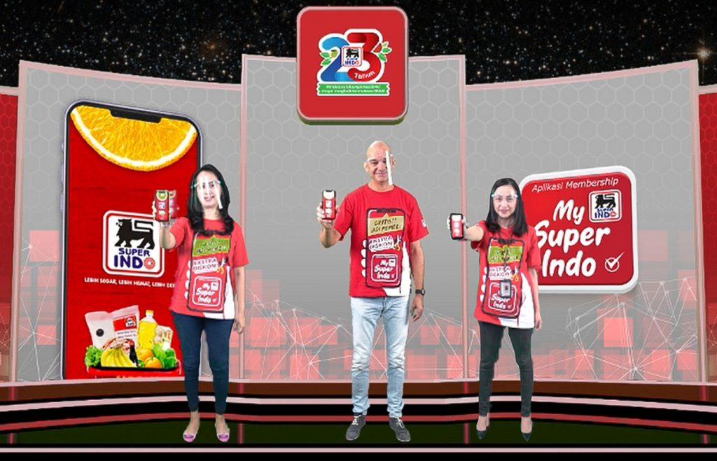 """Super Indo Luncurkan Aplikasi """"My Super Indo"""" di Ultah ke 23"""