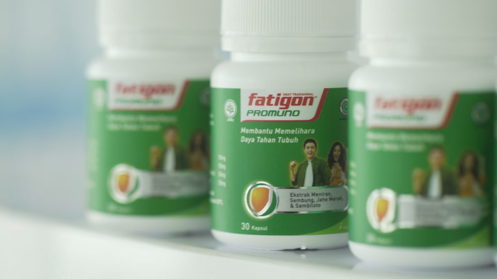 Fatigon Promuno, Imunomodulator Herbal Asli Indonesia