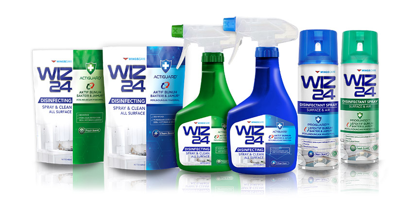 Wings Care Luncurkan WIZ 24