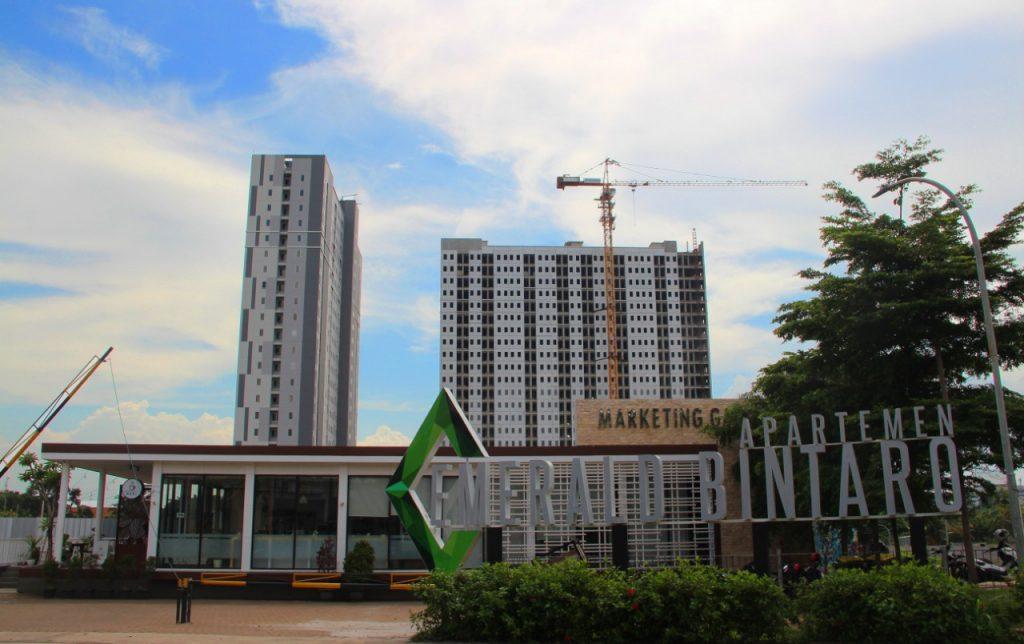 Tepati Janji Kepada Konsumen, Apartemen Emerald Bintaro Lakukan Serah Terima Unit Tower B