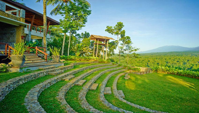 Jiwa Jawa Resort, Akomodasi Terbaik Sambangi Ijen