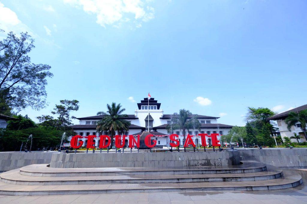 100 Tahun Gedung Sate yang Sarat Histori dan Filosofi