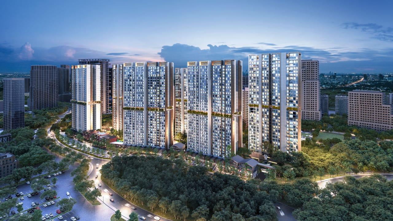 EleVee Penthouses & Residences, Hadirkan Hunian Sehat dengan Cahaya Alami