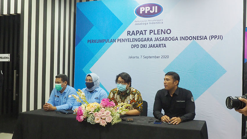 Pelaku Industri Jasaboga Ungkap Strategi Hadapi Pandemi