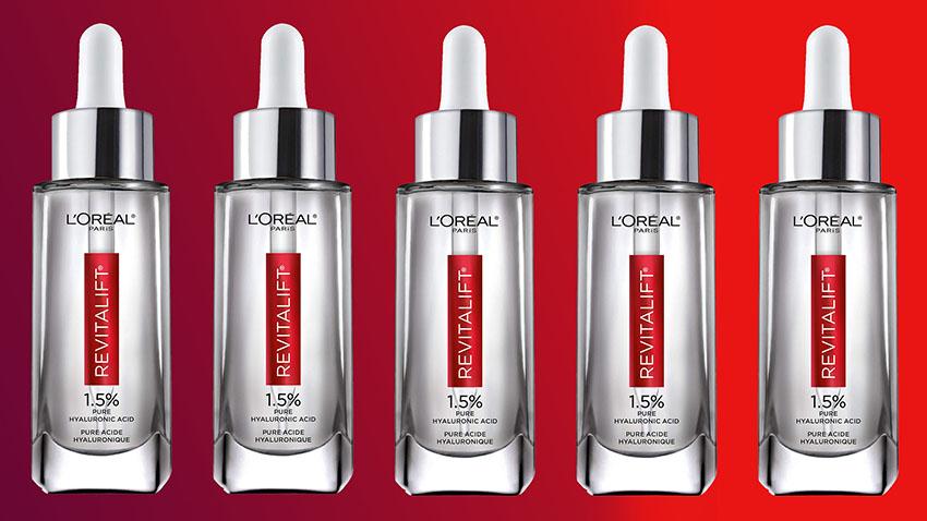 L'Oréal Paris Luncurkan Revitalift 1.5% Hyaluronic Acid Serum