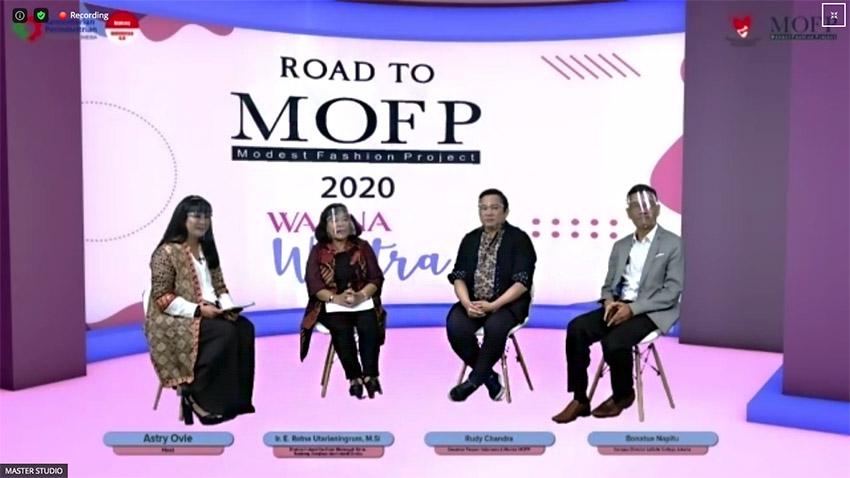 Dukung Potensi Desainer Muda Tanah Air, Kemenperin Gelar MOFP 2020