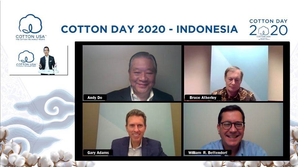 COTTON USA Kembali Gelar COTTON DAY 2020 di Tanah Air