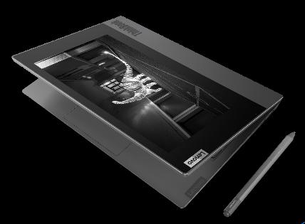 Lenovo ThinkBook Plus, LaptopDual-Screenuntuk Tingkatkan Produktivitas